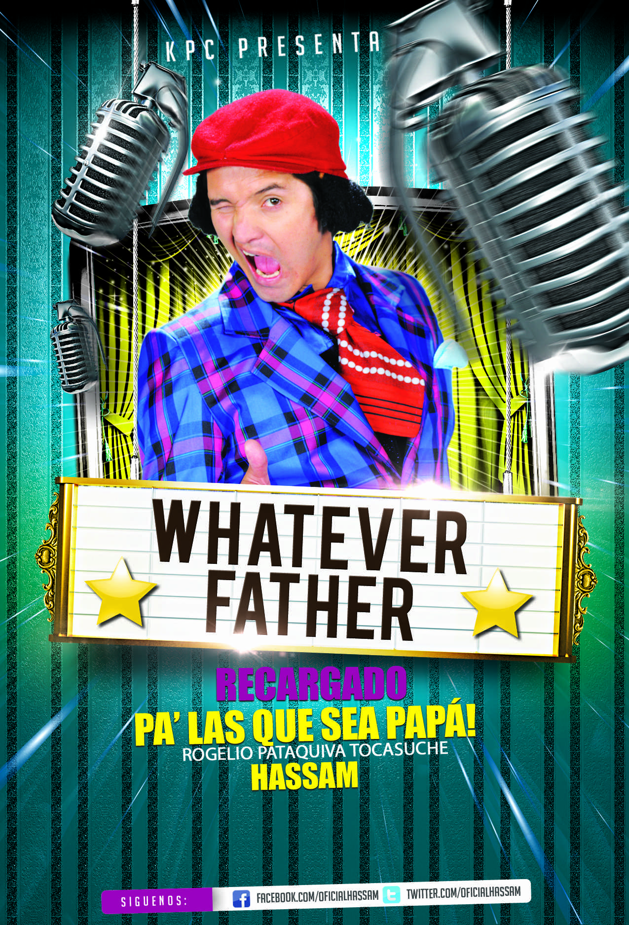 "Show ""Whatever Father Recargado"""
